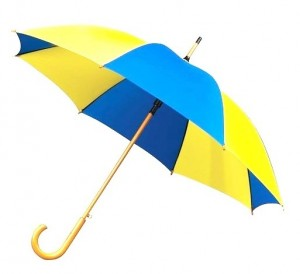 Подарок Зонт патриотический
