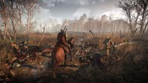 скриншот The Witcher 3: Wild Hunt. Game Of the Year Edition PS4 - Ведьмак 3: Дикая Охота. Издание 'Игра года' - Русская версия #5