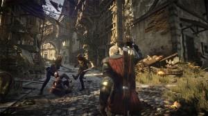 скриншот The Witcher 3: Wild Hunt. Game Of the Year Edition PS4 - Ведьмак 3: Дикая Охота. Издание 'Игра года' - Русская версия #3