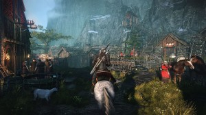 скриншот The Witcher 3: Wild Hunt. Game Of the Year Edition PS4 - Ведьмак 3: Дикая Охота. Издание 'Игра года' - Русская версия #2