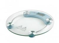 Подарок Весы электронные прозрачные круглые