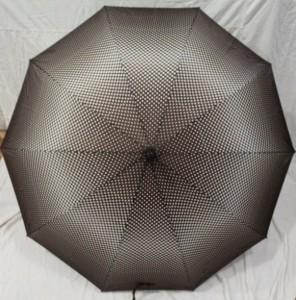 Подарок Зонт-трость 'Paolo' (коричневый)
