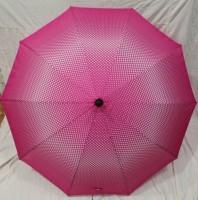 Подарок Зонт-трость 'Paolo' (розовый)