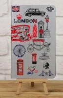 Подарок Тетрадь 'London'
