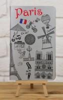 Подарок Тетрадь 'Paris'