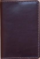 Подарок Кожаная обложка для паспорта 'Simple'