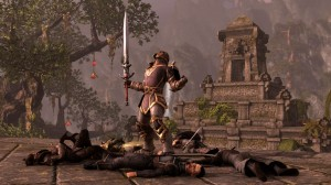 скриншот Elder Scrolls Online. Gold Edition PS4 #11