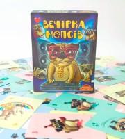 Настольная игра Feelindigo 'Вечеринка мопсов' (IM16001)