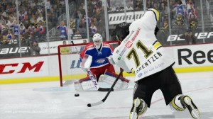 скриншот NHL 17 PS4 - Русская версия #3