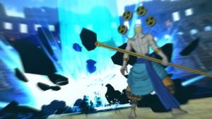 скриншот One Piece: Burning Blood PS4 - Русская версия #4