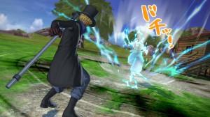 скриншот One Piece: Burning Blood PS4 - Русская версия #3