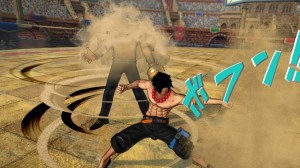 скриншот One Piece: Burning Blood PS4 - Русская версия #6