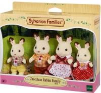 Набор 'Семья Шоколадных Кроликов' Sylvanian Families