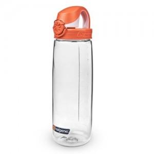 Подарок Бутылка Nalgene 5565-1024 On the Fly - OTF Orange 650 мл