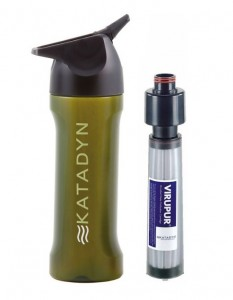 Фляга-фильтр Katadyn MyBottle Purifier GreenDeer (8017777)