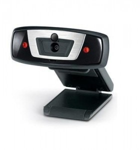 Веб-камера Genius LightCam 1020 HD Black (32200205101)
