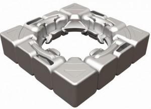 фото Кубик Рубика Onion Cubes 4 x 4 x 4 Meiyu #3