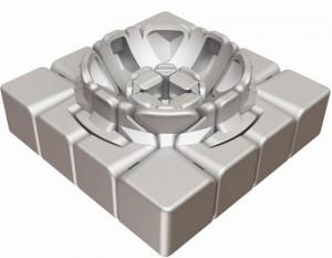 фото Кубик Рубика Onion Cubes 4 x 4 x 4 Meiyu #4