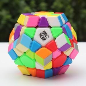 фото Игрушка-головоломка YongJun Yuhu Megaminx Stickerless #2