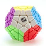Подарок Игрушка-головоломка YongJun Yuhu Megaminx Stickerless