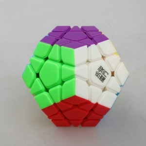 фото Игрушка-головоломка YongJun Yuhu Megaminx Stickerless #3