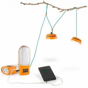 Набор фонарей для кемпинга BioLite NanoGrid (BL LCA)