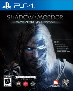 игра Middle-earth: Shadow of Mordor Game of the Year Edition PS4 - Русская версия