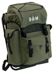 Рюкзак DAM со стульчиком (8309001)
