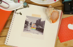 Фотоальбом на пружине 'Polaroid'