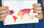 Фотоальбом 'Карта мира'