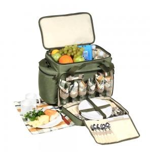 фото Пикниковый набор посуды на 6 персон 'Ranger', с термосумкой (НВ6-520) (RA 9902) #4