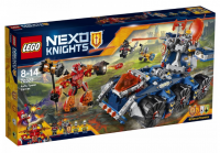 Конструктор LEGO 'Башенный Тягач Акселя' (70322)