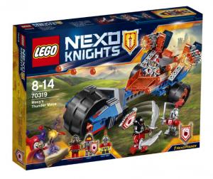 Конструктор LEGO 'Булава Грома Мэйси' (70319)