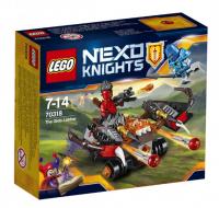 Конструктор LEGO 'Глобострел' (70318)