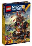 Конструктор LEGO 'Осадная Башня Генерала Магмара' (70321)