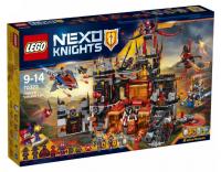 Конструктор LEGO 'Вулканическое Логово Джестро' (70323)