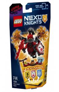 Конструктор LEGO 'Генерал Магмар - Абсолютная Сила' (70338)