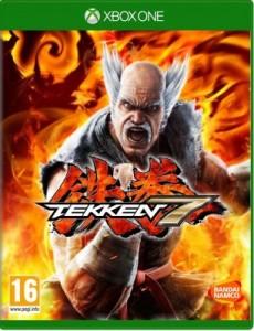 игра Tekken 7 Xbox One