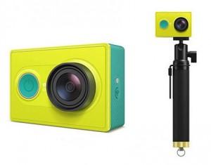 фото Экшн-камера Xiaomi Yi Sport Travel International Edition, Remote control. Green #4