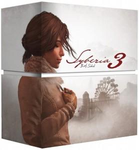 игра Syberia 3. Коллекционное издание PS4