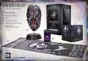 скриншот Dishonored 2: Коллекционное издание PS4 - Русская версия #2