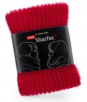 Подарок Шарф 'Шарфус' пурпурный
