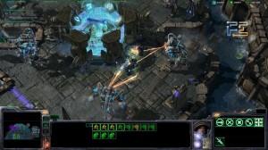 скриншот  Ключ для StarCraft 2: Wings Of Liberty - RU #3