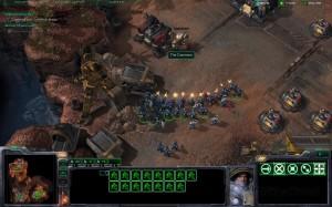 скриншот  Ключ для StarCraft 2: Wings Of Liberty - RU #5