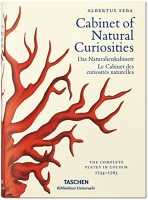 Книга Cabinet of Natural Curiosities