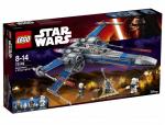 Конструктор LEGO 'Истребитель Сопротивления X-Wing' (75149)