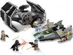 фото Конструктор LEGO 'Усовершенствованный Истребитель Tie Вейдера Против A-Wing' (75150) #4