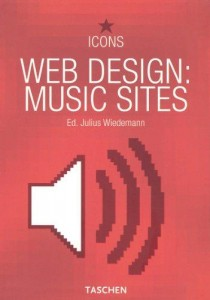 Книга Web Design: Music Sites