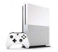 Приставка Microsoft Xbox One S 1 Tb + Дополнительный контроллер