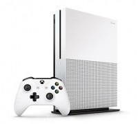 Приставка Microsoft Xbox One S 1 TB (Расширенная гарантия 18 месяцев)